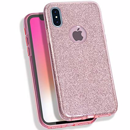 Obal Forcell SHINING pre Apple iPhone X/XS