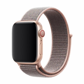 Devia Apple Watch Deluxe Series Sport3 Band (38 / 40mm) Pink Sand