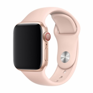 Devia Apple Watch Deluxe Series Sport Band (42 / 44mm) Ružový